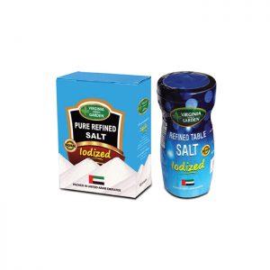 Iodized Salt Jar