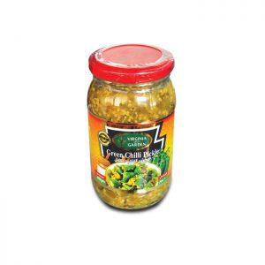 Green Chilli Pickle India