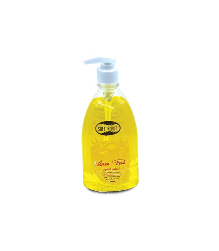 Hand Moisturizer Lemon Fresh