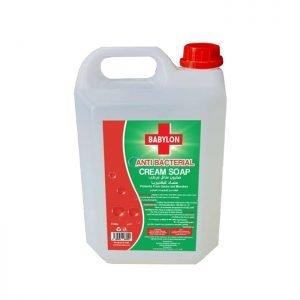 Anti Bacterial Cream Soap