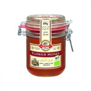 Bihophar Organic Flower Honey