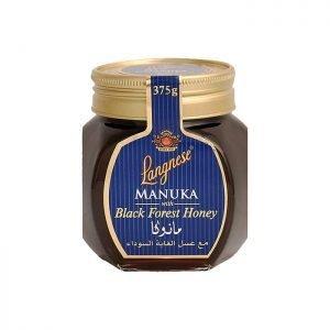 Langnese Manuka Black Forest Honey
