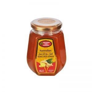 Australian Honey with Ginger 500g